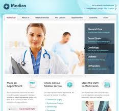 ویژگی سایت پزشکی