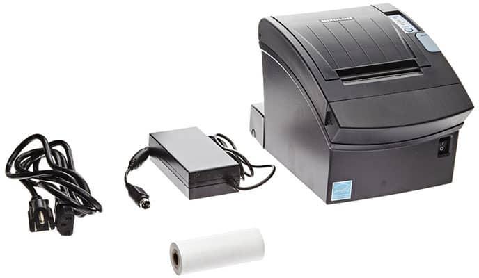 چاپگر حرارتی نرم افزار پزشکی , فيش پرينتر نرم افزار پزشکی , چاپگر صدور فيش صندوق نرم افزار پزشکی