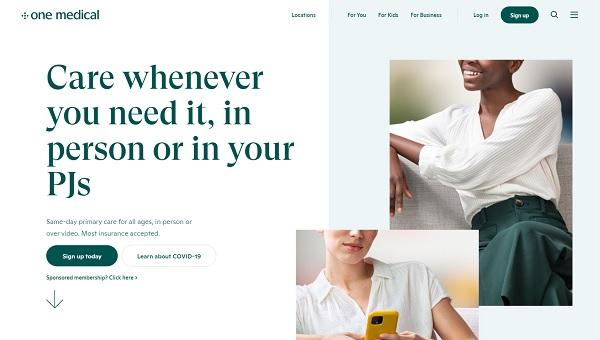طراحی سایت پزشکی همراه با تصاویر پس زمینه زیبا و رنگ بندی جذاب در طراحی سایت و دعوت بیماران به نوبت دهی آنلاین در سایت پزشکی