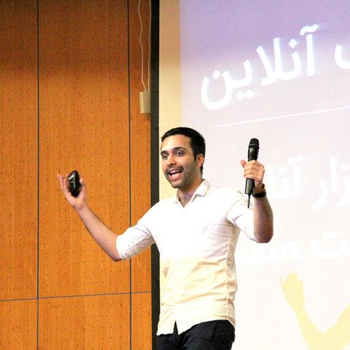 Saber Fazliahmadi Founder and Tech CEO of MatabEonline.ir
